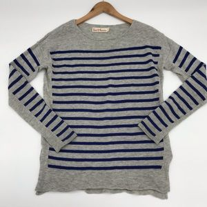 Hanna Andersson 100% Merino Wool Striped Sweater